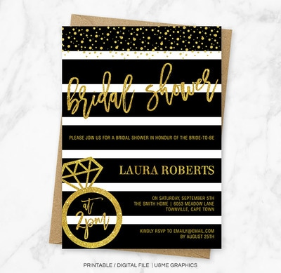 Bridal shower invitations cape town ume graphics shop digital affordable wedding invitations cape town wedding stationery design cape town ume graphics wedding invitations pretty wedding invitation cards stopboris